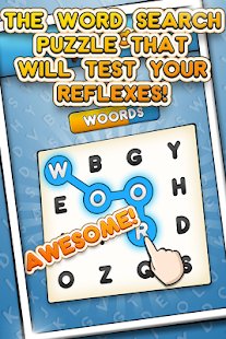 Woords! - Social Word Search- screenshot thumbnail
