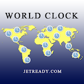 Jet Lag Manager & World Clock