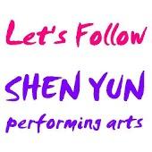 Follow Shen Yun