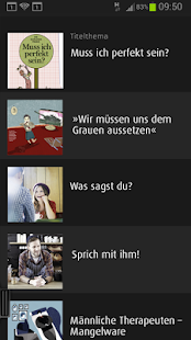 Psychologie Heute- screenshot thumbnail