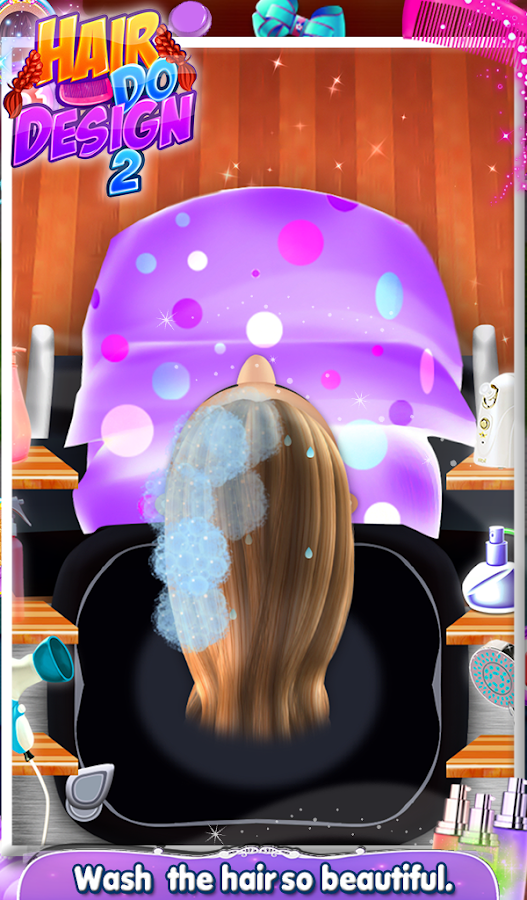 Hair Do Design 2- screenshot