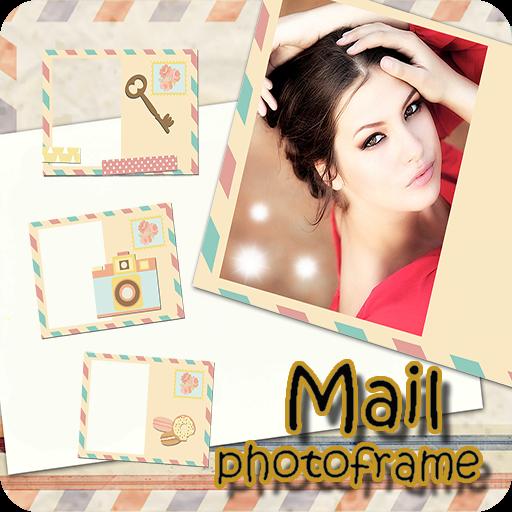 郵件相框 攝影 LOGO-玩APPs