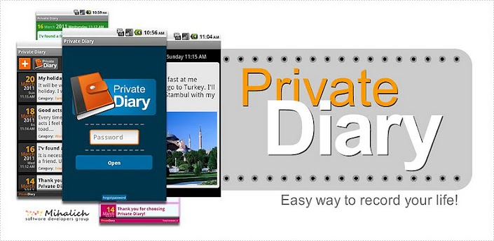 Private DIARY apk