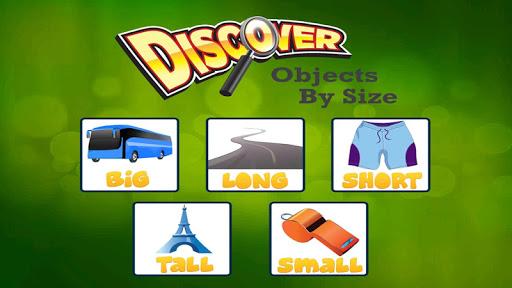 Discover Sizes BETA