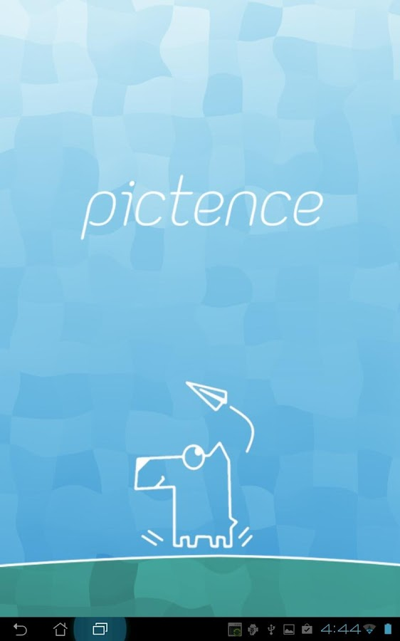 Pictence- screenshot