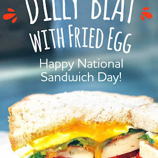 The Dilly BLAT for National Sandwich Day