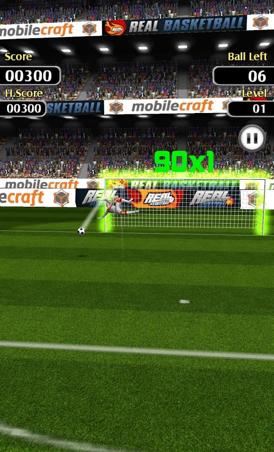 Flick Shoot (Soccer Football)- screenshot