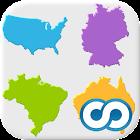Logo Quiz - Geography icon