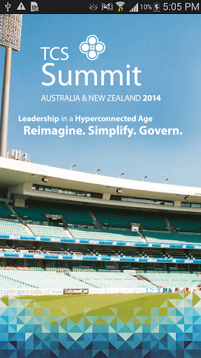 TCS Summit 2014 – Australia