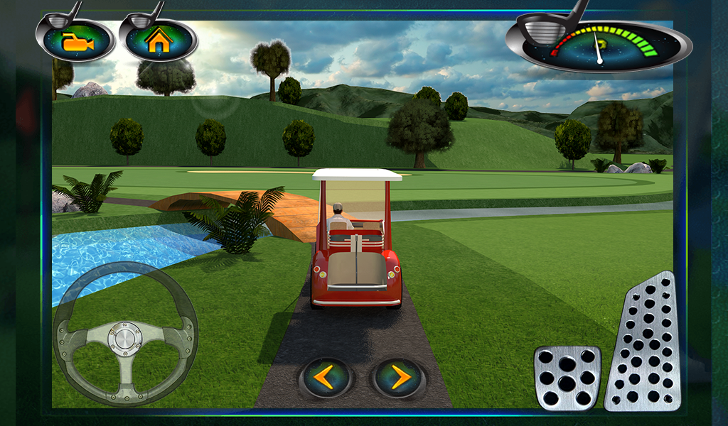 Golf-Cart-Simulator-3D 22