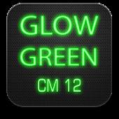 Glow Green CM12 Theme