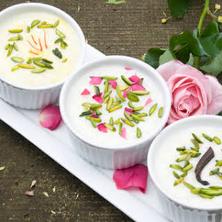 Kheer - Indian Rice Pudding.