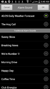 Alarm Clock 40/29 TV KHBS/KHOG- screenshot thumbnail
