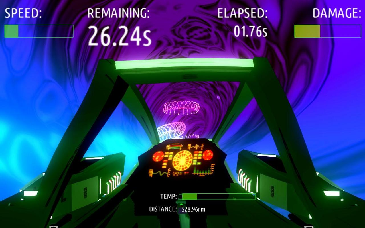 BloodRunner 3D Tunnel Racer G5 - screenshot