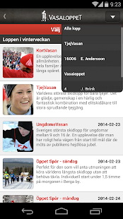 Vasaloppet Vinter 2015 - screenshot thumbnail