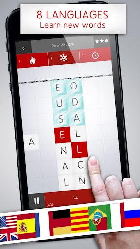 【免費拼字App】Letris 4: The word game-APP點子