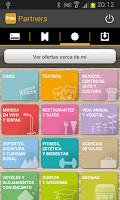 Screenshot of Fnac Socios