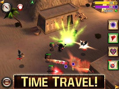 Ninja Time Pirates- screenshot thumbnail