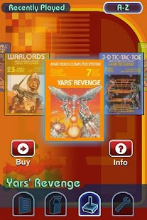 Atari's Greatest Hits - screenshot thumbnail