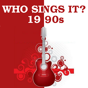 Who Sings It? 1990s Hits for PC and MAC