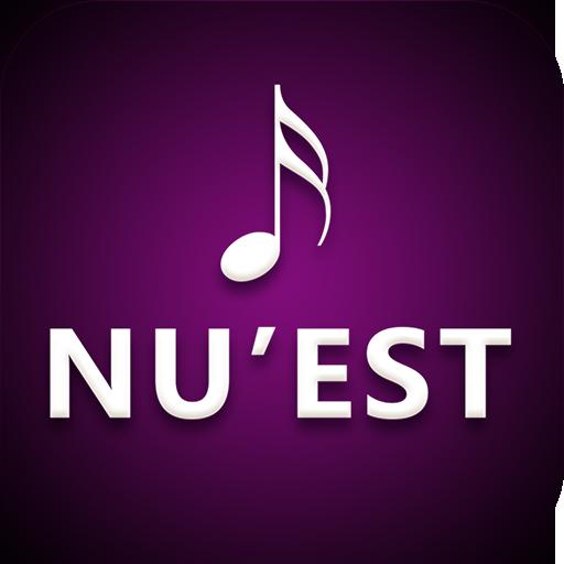NU'EST Lyrics LOGO-APP點子