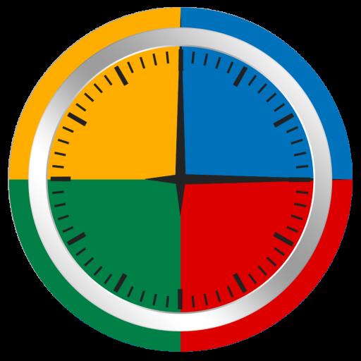 生產應用App|Time Balance - Personal Timer LOGO-3C達人阿輝的APP