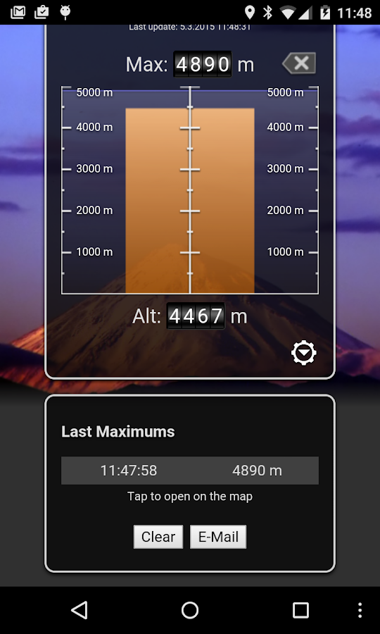 Max Peak Free- screenshot