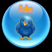 FFAdm - Twitterフォロー・フォロワー管理ツール