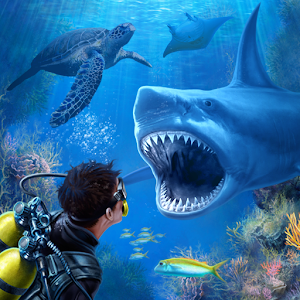 Sharks VR for PC and MAC