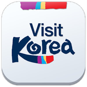 Visit Korea : Official Guide 아이콘