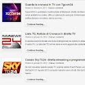Ultime notizie Quotidiani e TV logo