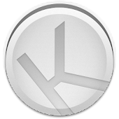 Kuroi - EvolveSMS Theme