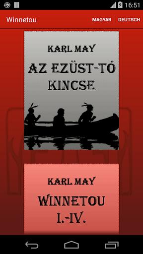 Winnetou összes - Karl May
