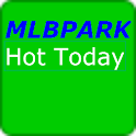 MLBPARK Hot Today logo