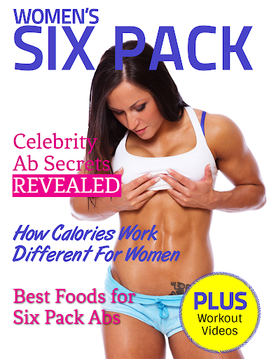 Women's Six Pack Magazine