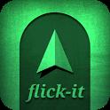 Flick-it icon