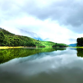 by Sudipto Ghosh - Landscapes Mountains & Hills