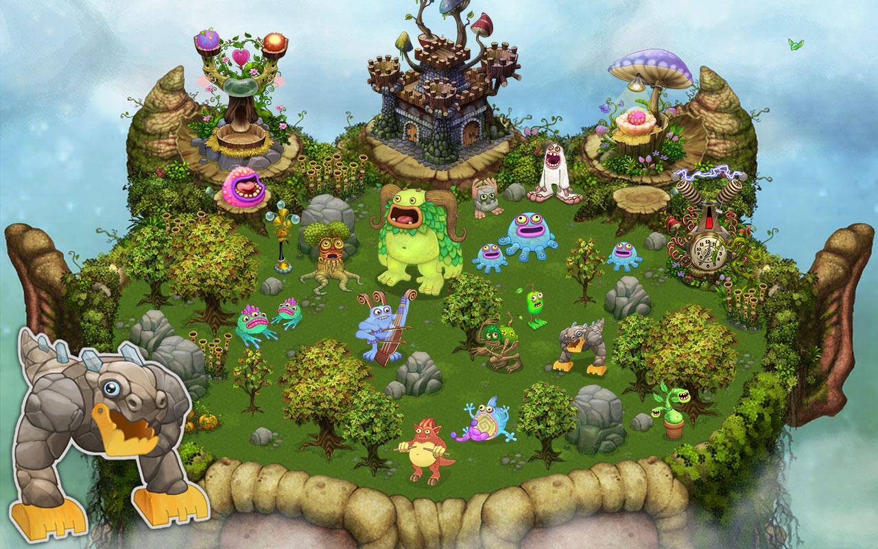 My Singing Monsters - Android Apps on Google Play