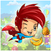 Hero Boy Jumping game for kids