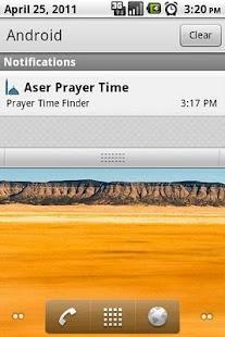 Prayer Time Finder - screenshot thumbnail
