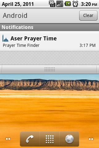 Prayer Time Finder - screenshot