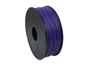 Purple ABS Filament - 3.00mm