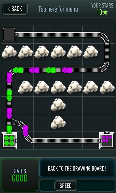Trainyard screenshot #3