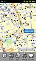 Screenshot of Stockholm, Sweden Travel Guide