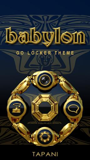 GO Locker Theme Babylon