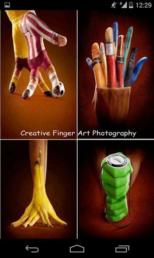 Finger Art Photography