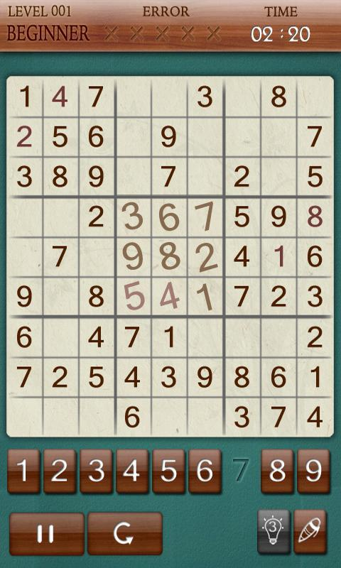 Sudoku Fun- screenshot