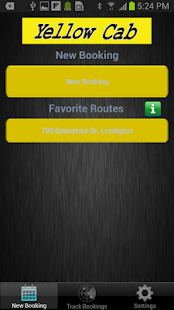 Yellow Cab of Lexington- screenshot thumbnail