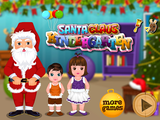 幼稚園クリスマスゲーム