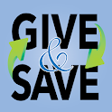 Give & Save icon